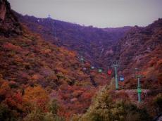 山庄秋景3